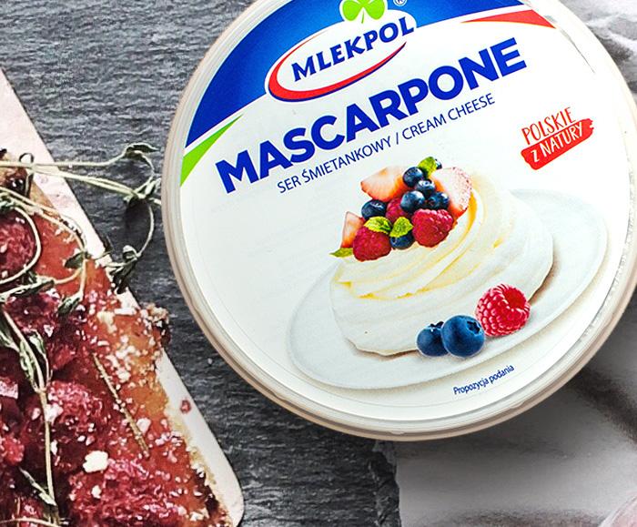 Mlekpol - Mascarpone