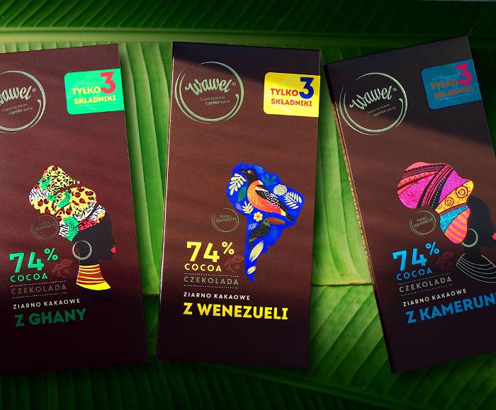 Wawel - czekolady świata